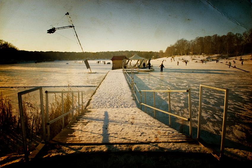 Winterpause...