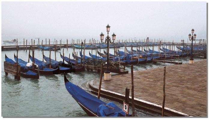 Winterpause - Venedig Dezember 2003
