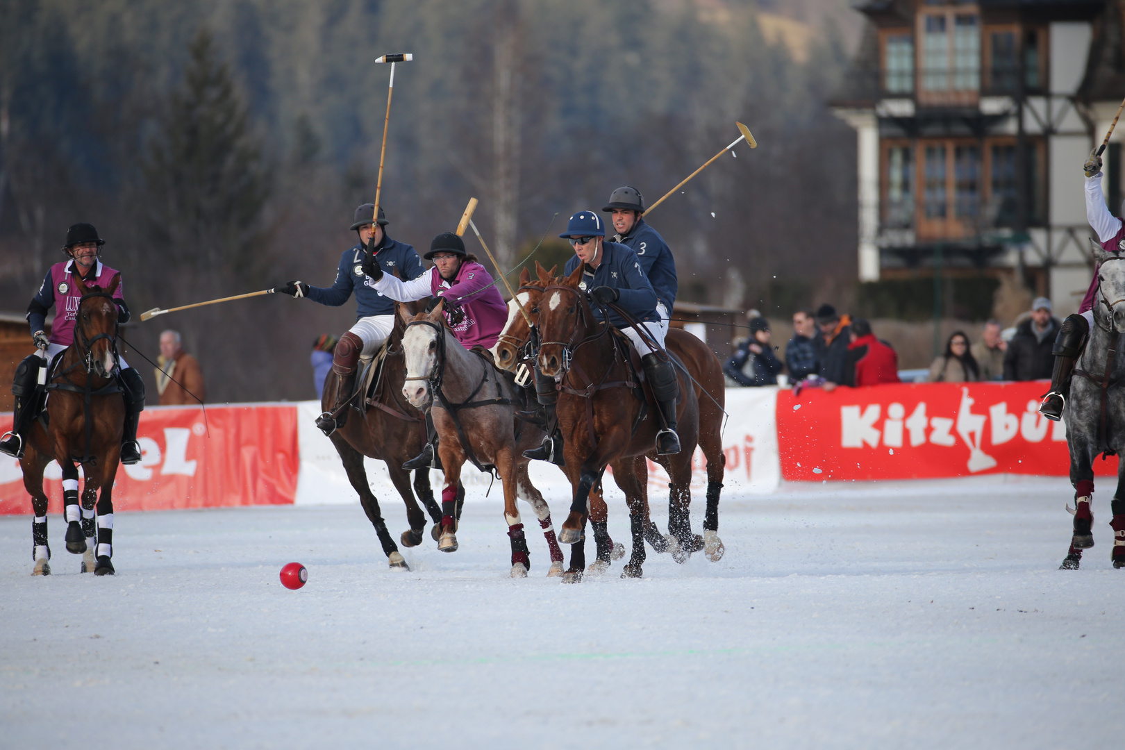 Winterpolo 2014 Kitzbühel