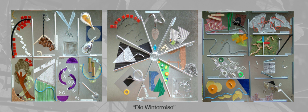 """Winterreise"" 1 (deutsche Version)"