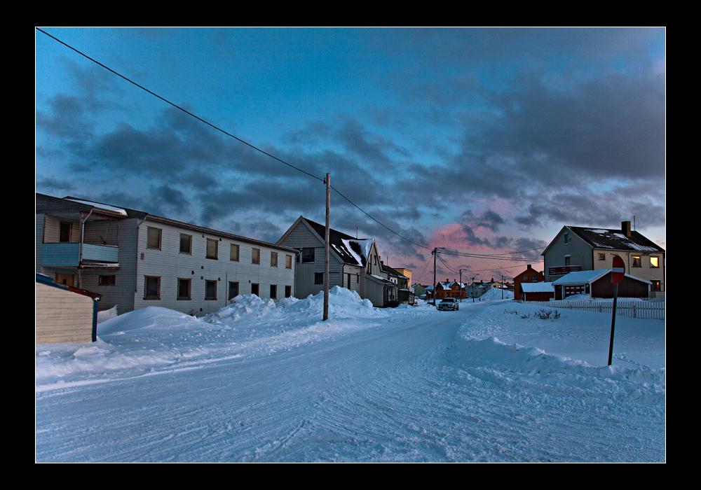 Winterreise Norwegen - 78