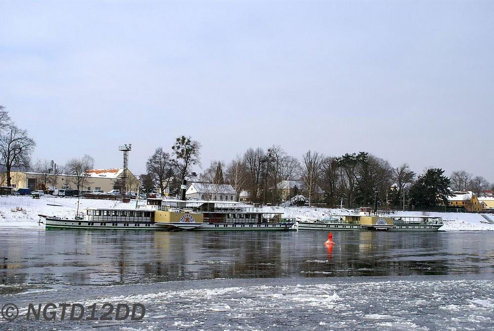 Winterruhe...