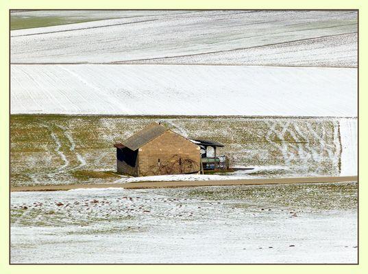 Winterruhe - nicht mehr lange...
