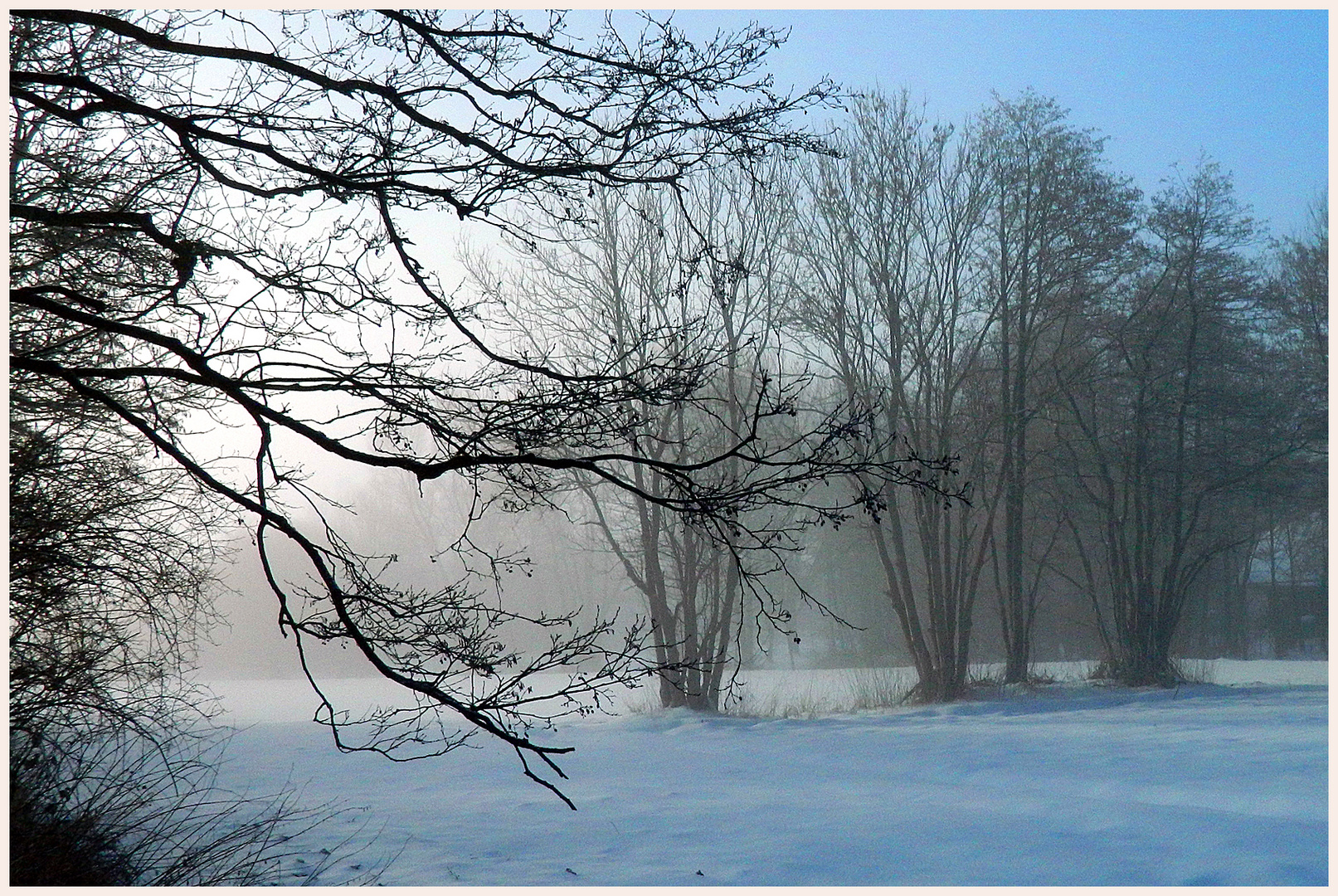 Winters letzter Zauberversuch