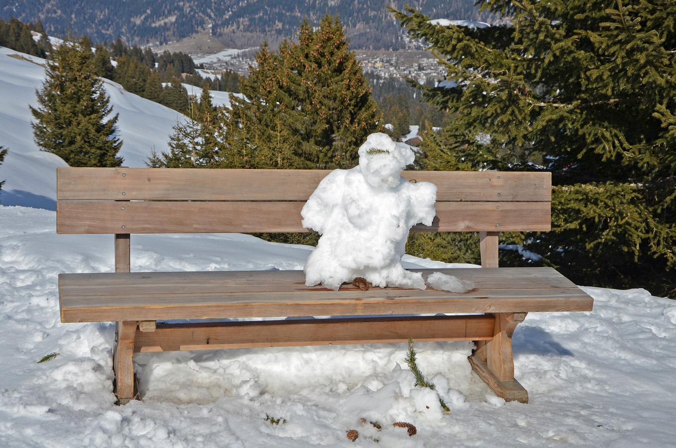 Winters letztes Stündlein!