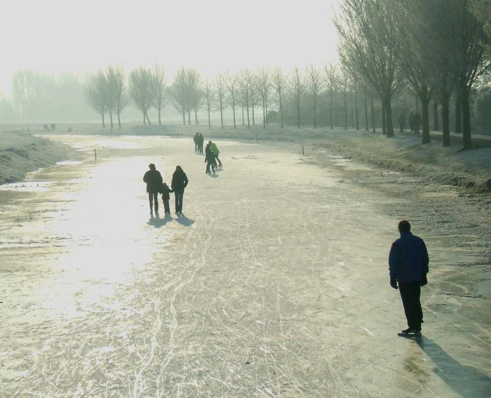 Winterscene 2009 - 2