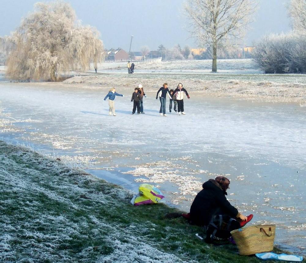 Winterscene 2009 - letzt