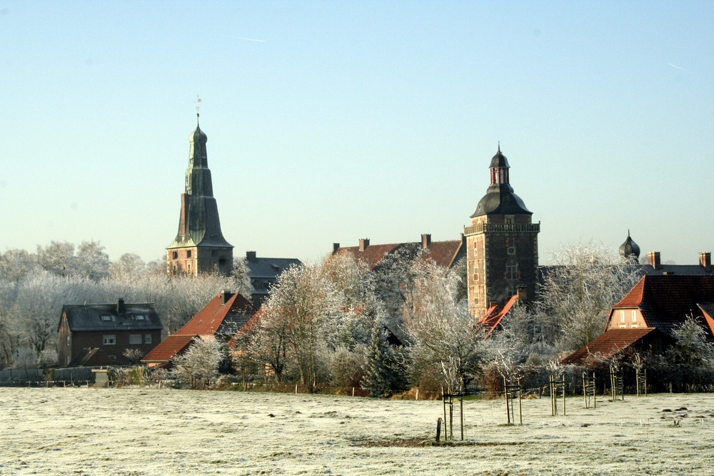 Winterschloß Raesfeld 2