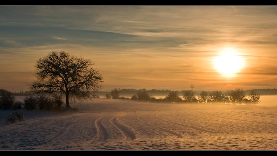 ..Wintersonne......