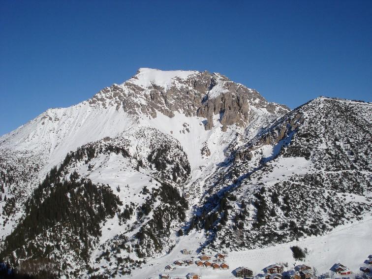 Wintersport im Fürstentum