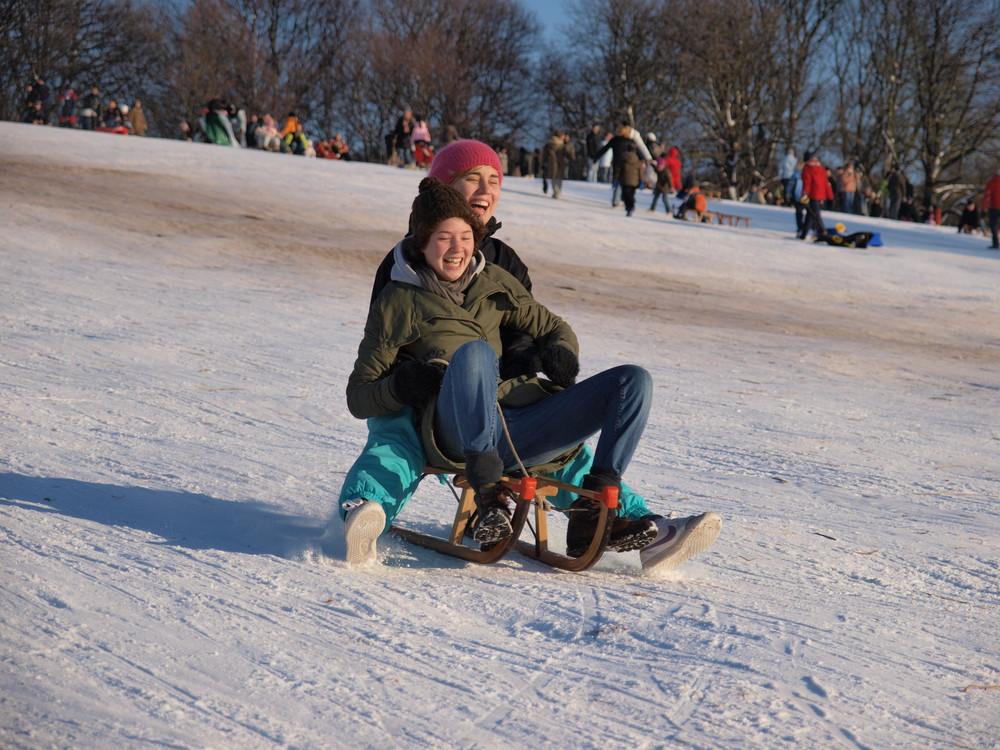 Wintersport in Braunschweig