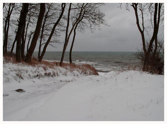 Wintersport ist auch an der Ostsee möglich!