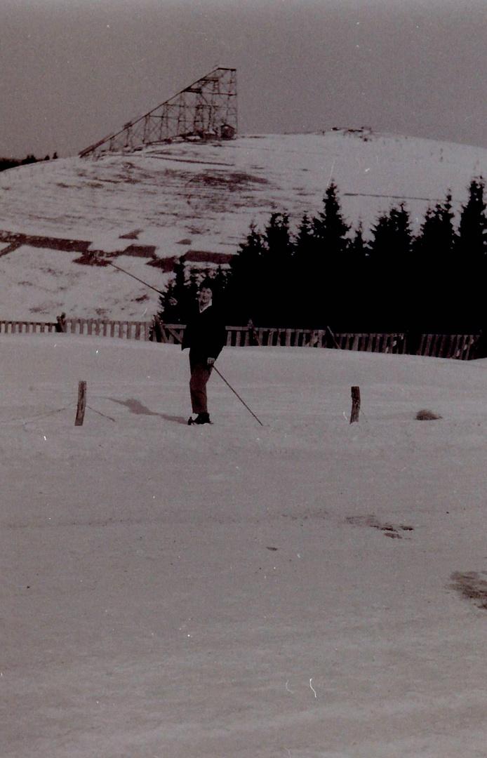 Wintersport um 1950 (1)