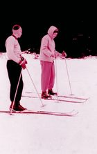 Wintersport um 1950 (6)