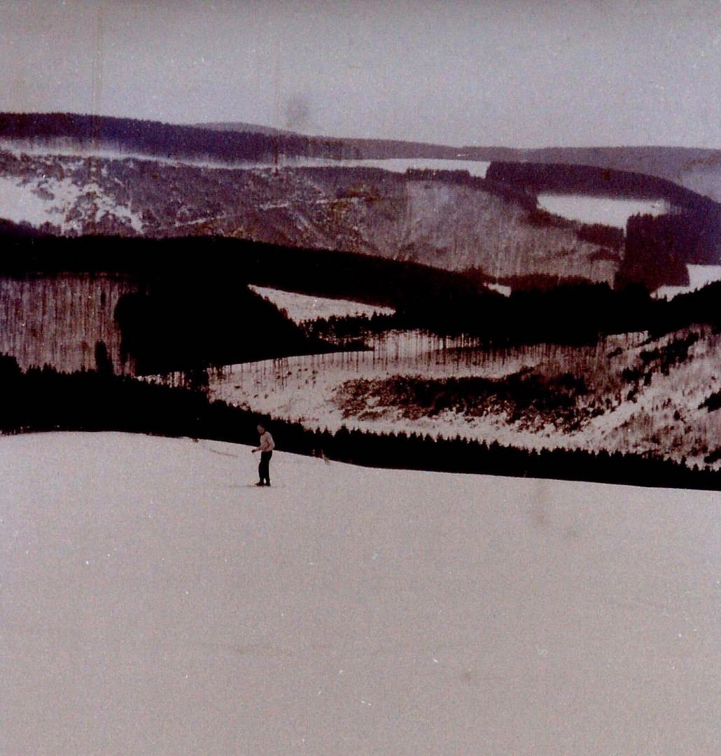 Wintersport um 1950 (7)