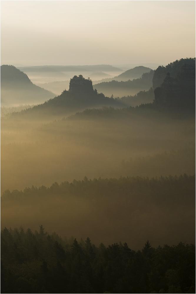 Winterstein - Saxonian Switzerland