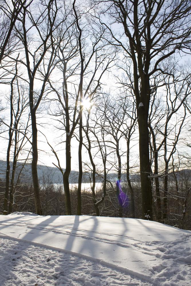 Winterstimmung am Laacher See