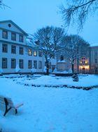 Winterstimmung Göttingen 2010 (d), Wilhelmsplatz