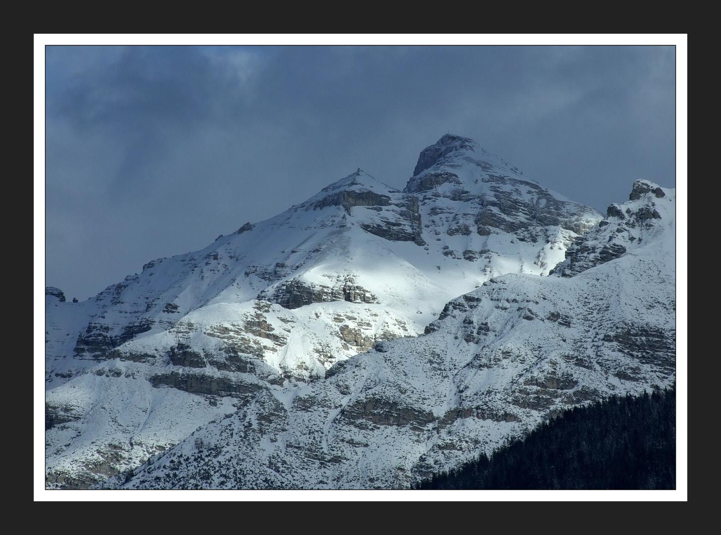 Winterstimmung in den Stubaier Alpen