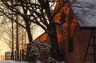 Winterstimmung in Kleinromstedt