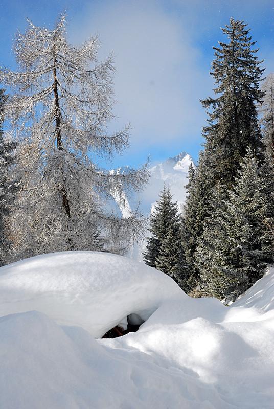 Winterstimmung in Osttirol