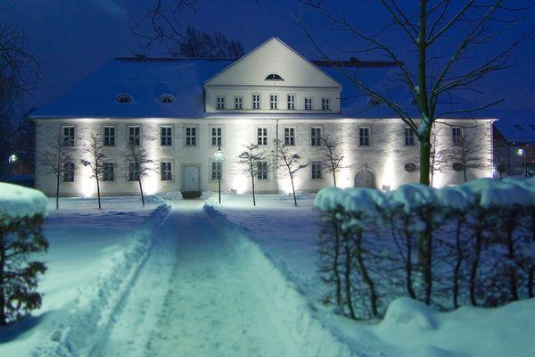 Winterstimmung in Salzgitter