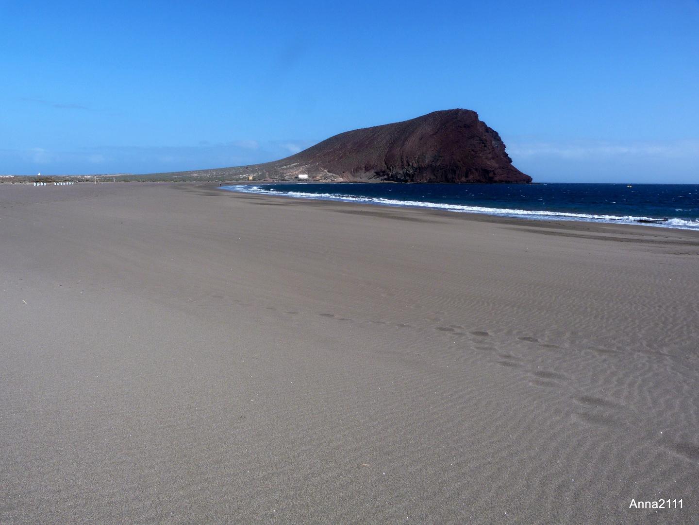 WinterStrand ... meine Spuren im Sand