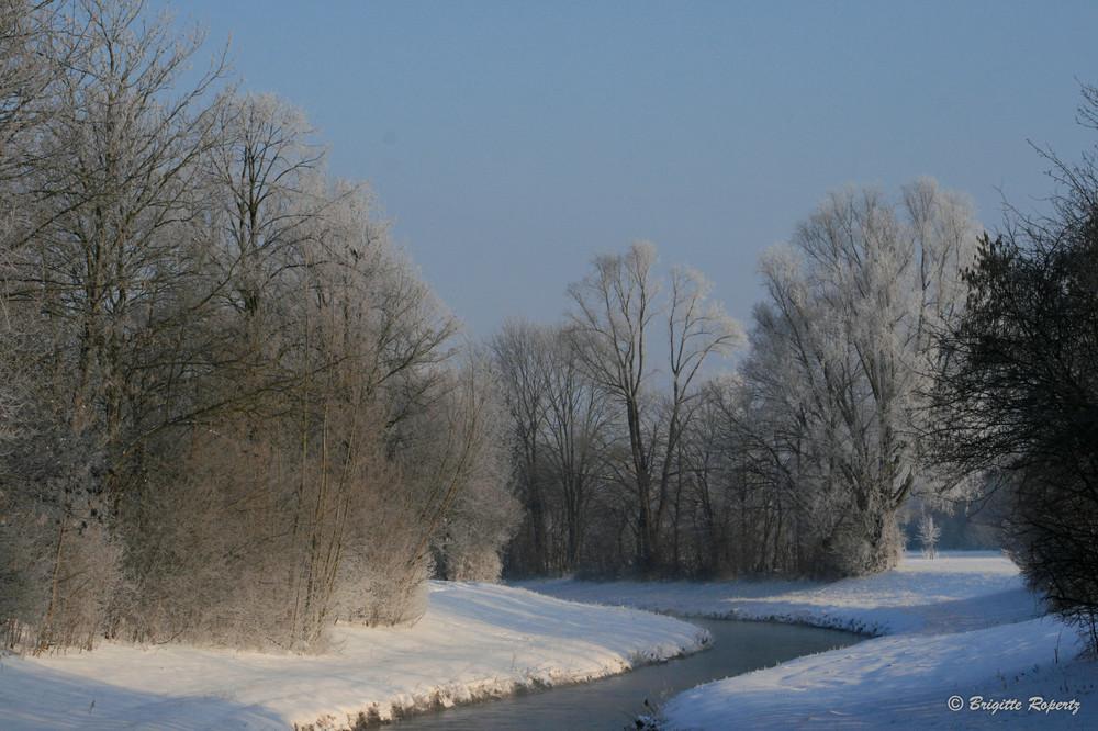 Wintertag im März