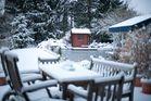 Wintertime in Zehmisch County