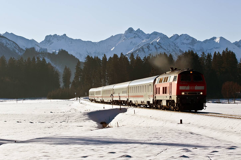 Wintertraum Allgäu