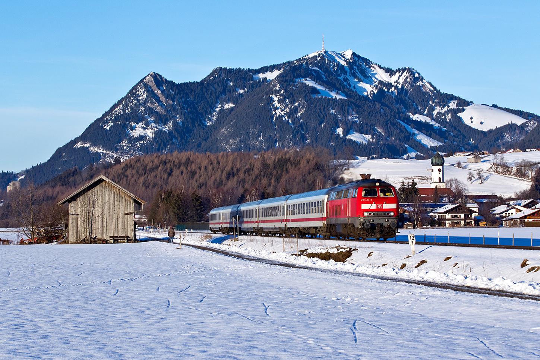 Wintertraum Allgäu (II)