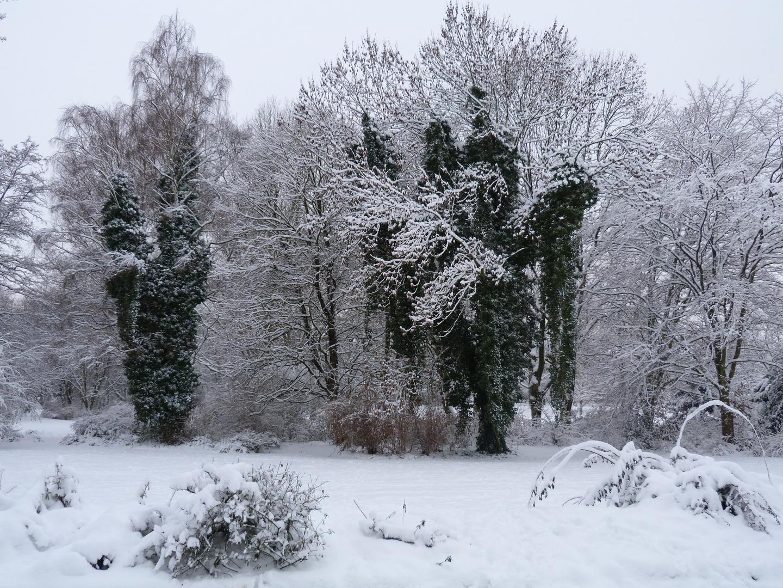 Wintertraum im Ruhrgebiet