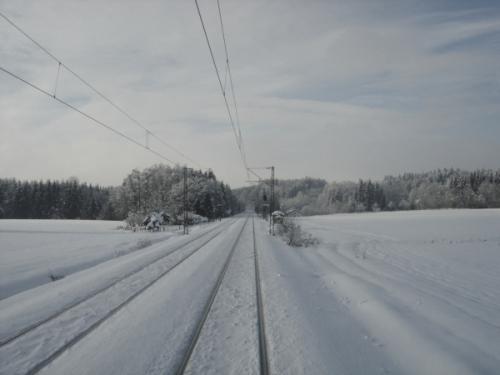 Wintertraum zwischen Bad Endorf und Rosenheim
