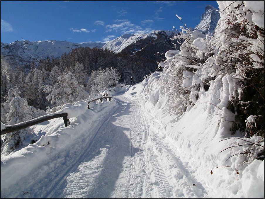 Winterwanderung....