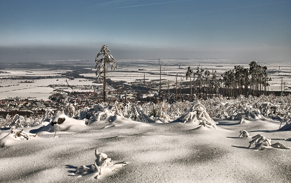 Winterwanderung im Harz 4