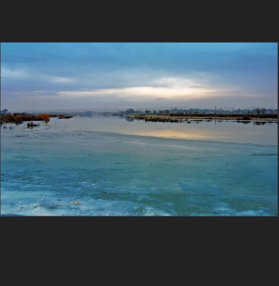 Winterwasserwelt