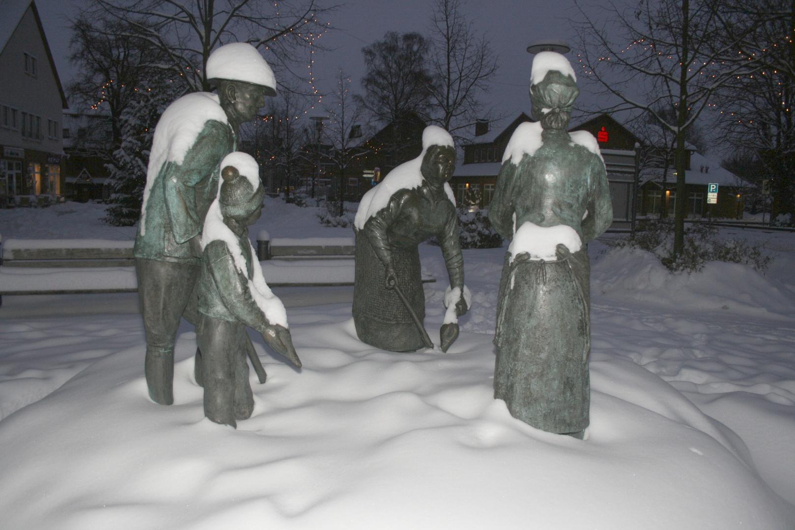 Winterwelt im Papenteich