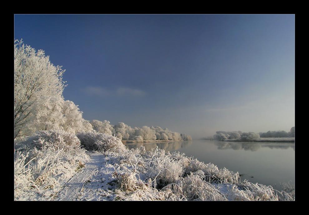 Winterwonderland an der Lesum #3