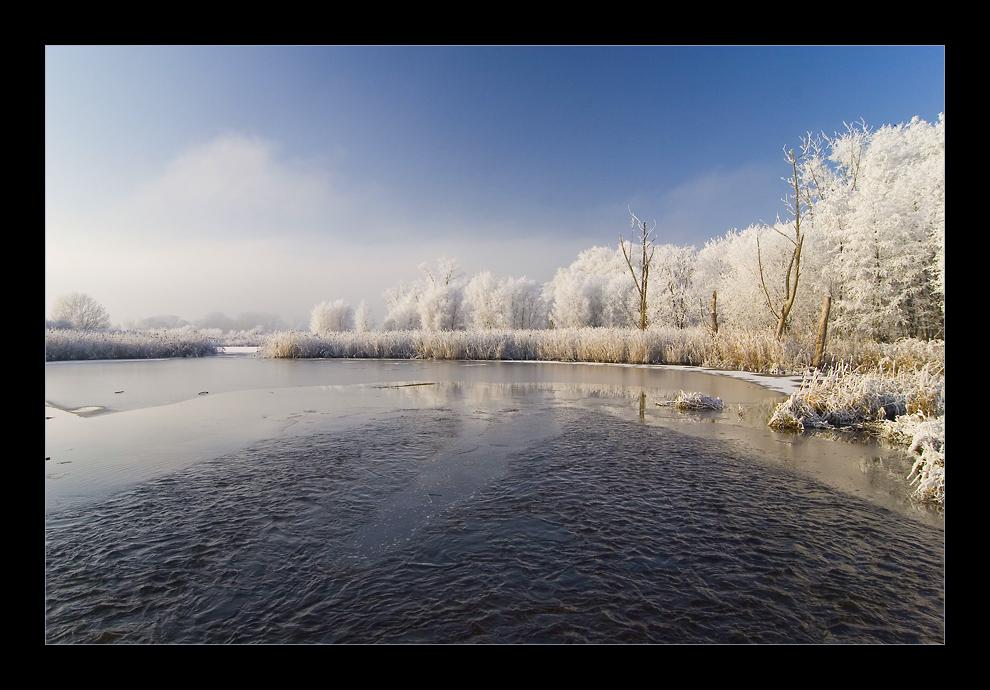 Winterwonderland an der Lesum #5