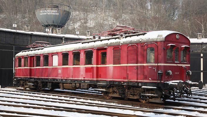 Winterwunderland Eisenbahnmuseum 2