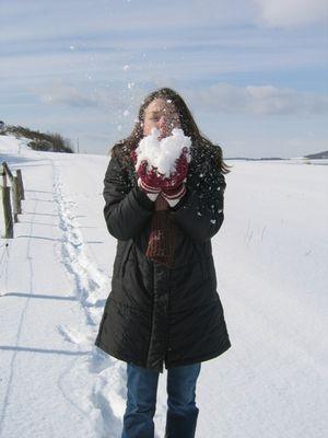 Winterzauber auf Rügen