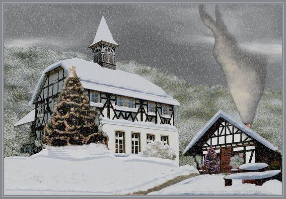 Winterzauber...