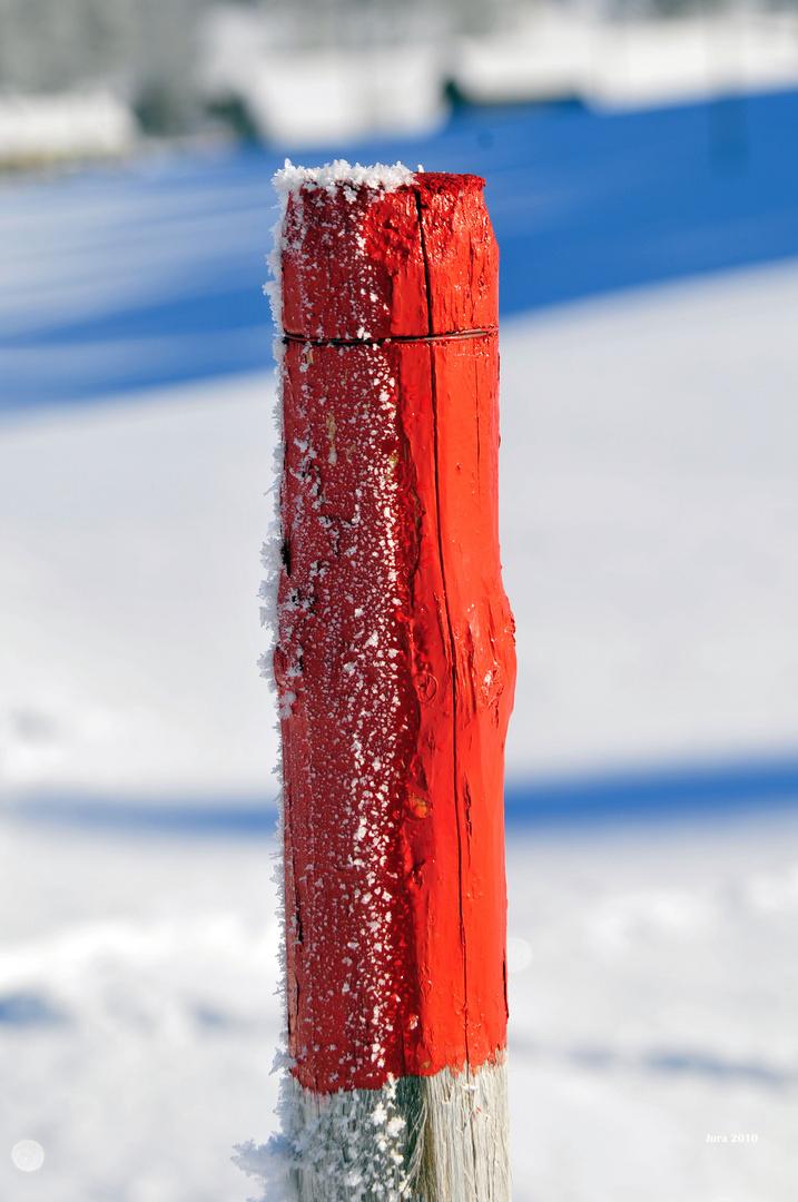 Winterzauber im Schweizer Jura Teil 7