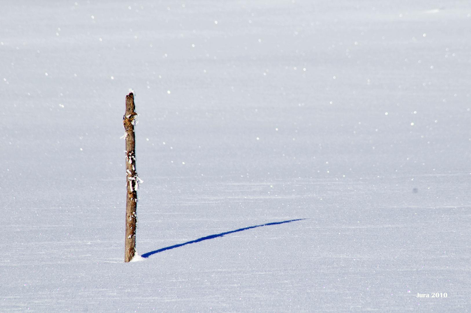Winterzauber im Schweizer Jura Teil 8