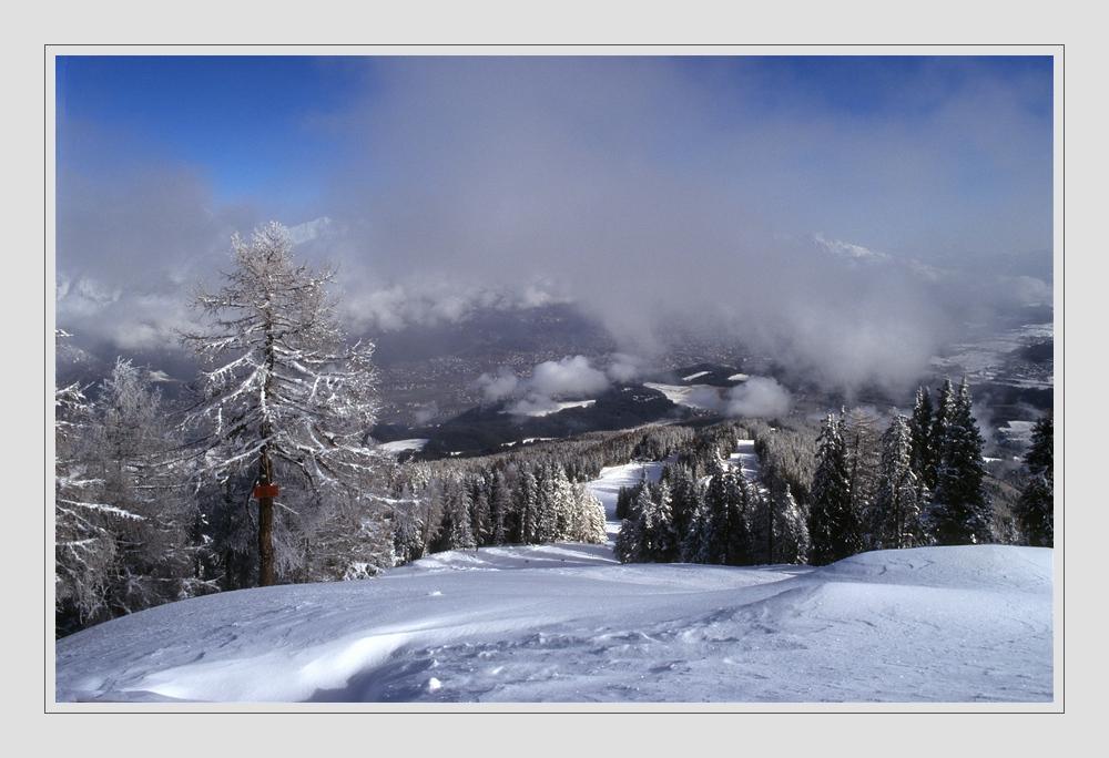 Winterzauber - Zauberwinter