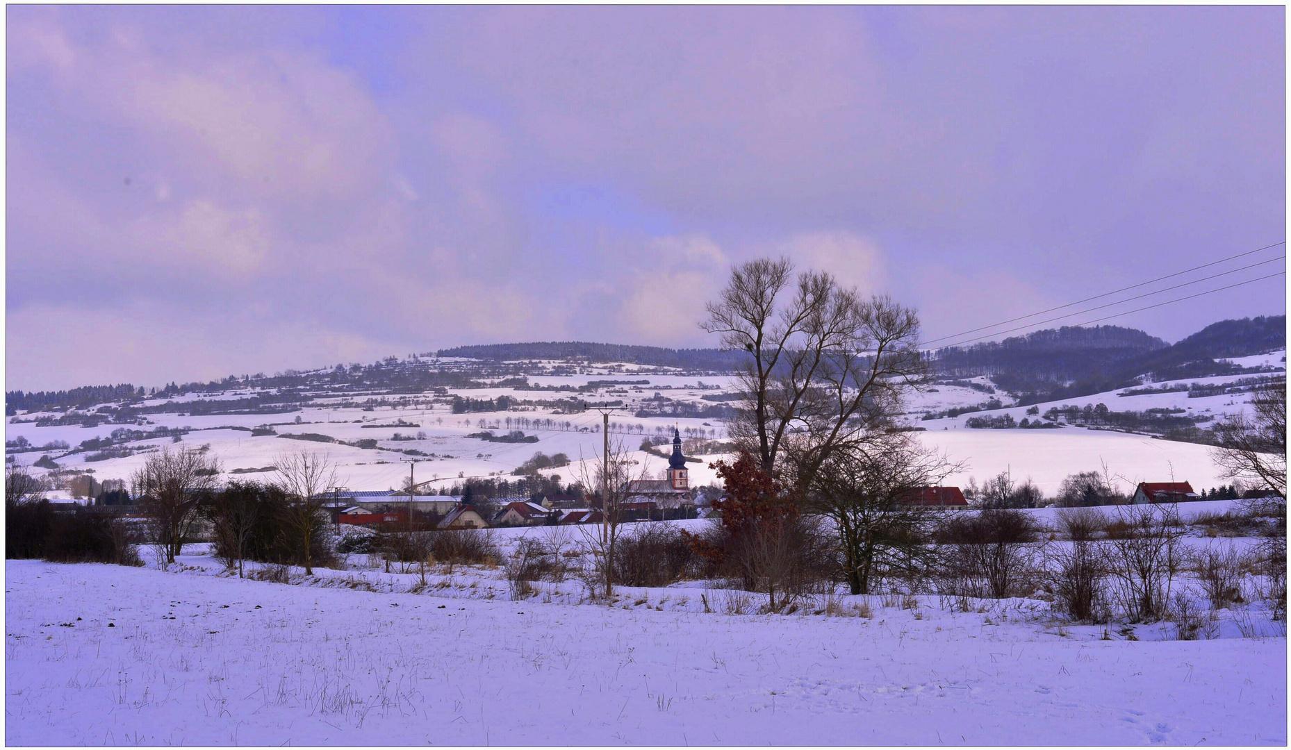 Winterzeit II (época invernal II)
