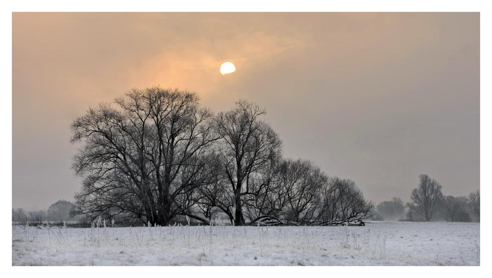 Winterzeit - ruhige Zeit