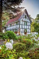 Winzerhaus am Drachenfels bei Königswinter