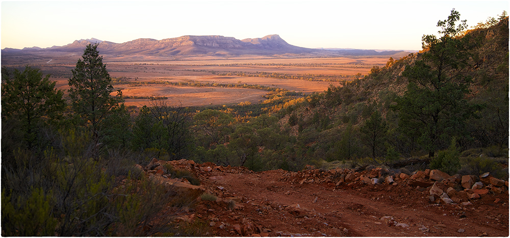 Wipena Pound im Flinders Ranges Nationalpark