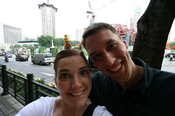 Wir drei auf Reise -- Singapore